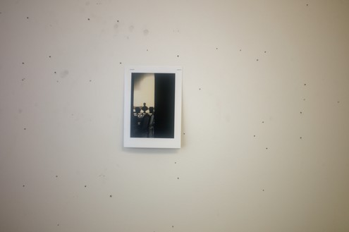 Sally Mann, Remembered Light, Untitled (Solitary Print on Wall), 2012 Inkjet print, 23 × 34 ¾ inches (58.4 × 88.3 cm)© Sally Mann