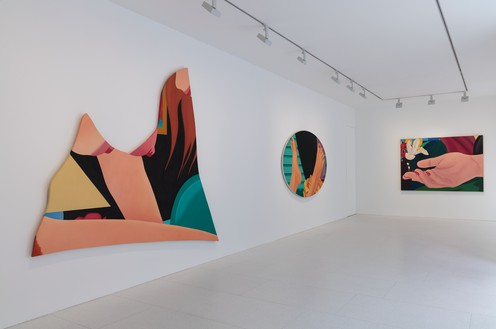 Installation view Artwork © The Estate of Tom Wesselmann/Licensed by VAGA, New York. Photo: Lucy Dawkins