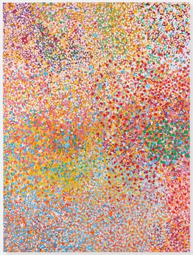 Damien Hirst: The Veil Paintings, Beverly Hills