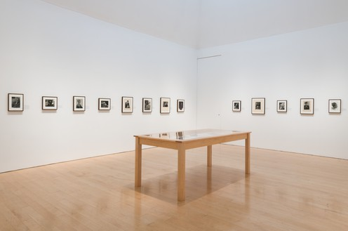 Installation view Artwork © Man Ray Trust/Artists Rights Society (ARS), New York/ADAGP, Paris 2018. Photo: Jeff McLane
