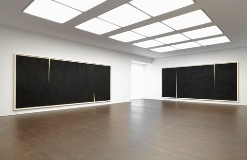 Installation view Artwork © Richard Serra/DACS, London, 2018. Photo: Mike Bruce