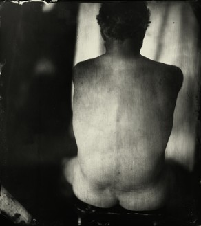 Sally Mann, The Nature of Loneliness, 2008 Gelatin silver print, 15 × 13 ½ inches (38.1 × 34.3 cm)© Sally Mann