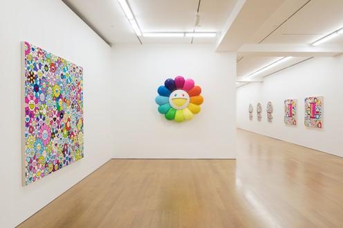 Installation view © 2018 Takashi Murakami/Kaikai Kiki Co., Ltd. All rights reserved