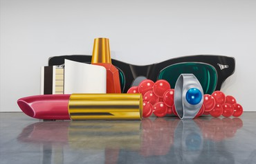 Tom Wesselmann: Standing Still Lifes, 555 West 24th Street, New York