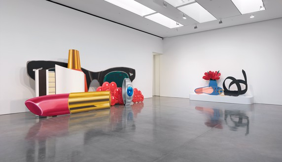 Installation view Artwork © The Estate of Tom Wesselmann/Licensed by VAGA, New York. Photo: Rob McKeever