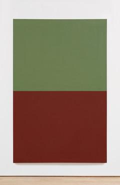 Brice Marden, Helen's Moroccan Painting, 1980