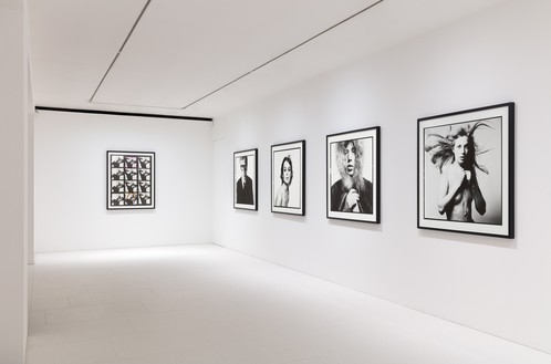 Installation view Artwork © David Bailey. Photo: Lucy Dawkins