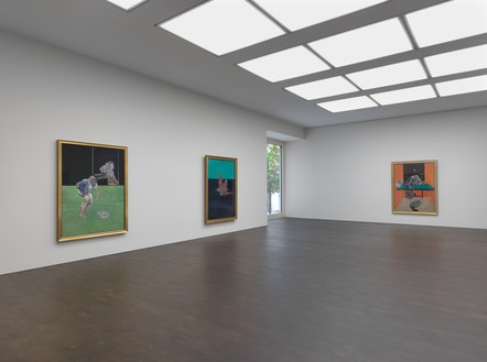 Installation view Artwork © The Estate of Francis Bacon. All rights reserved, DACS 2019. Photo: Mike Bruce