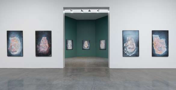 Georg Baselitz: Devotion, West 24th Street, New York, January 24