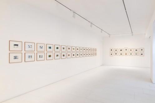 Installation view Artwork © Gerhard Richter 2019 (09042019). Photo: Lucy Dawkins