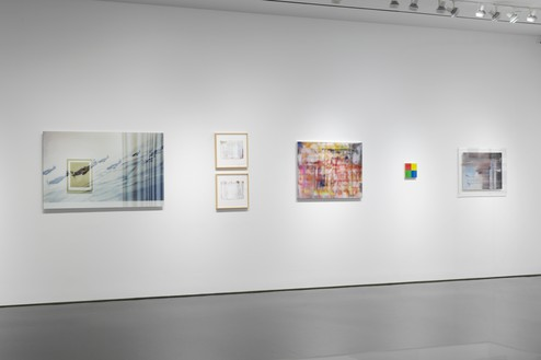 Installation view Artwork © Gerhard Richter 2019 (20112019). Photo: Rob McKeever
