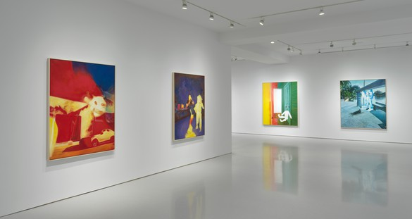 Installation view Artwork © Harmony Korine. Photo: Rob McKeever