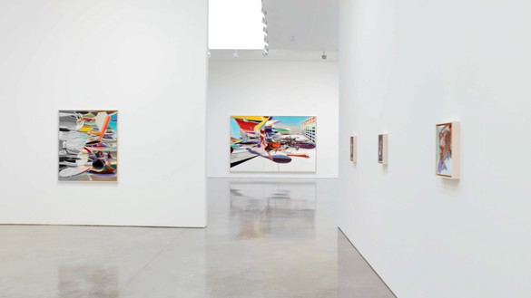 Jia Aili: Combustion, West 21st Street, New York, March 7–April 13