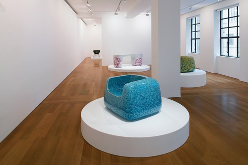 Installation view Artwork © Marc Newson. Photo: Martin Wong
