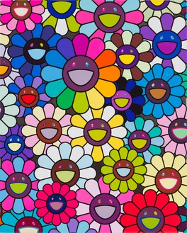 Takashi Murakami Gyatei Beverly Hills February 21 April