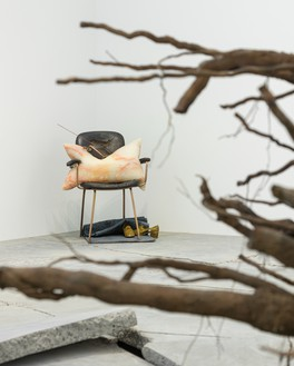 Installation view Artwork © Tatiana Trouvé. Photo: Fredrik Nilsen Studio
