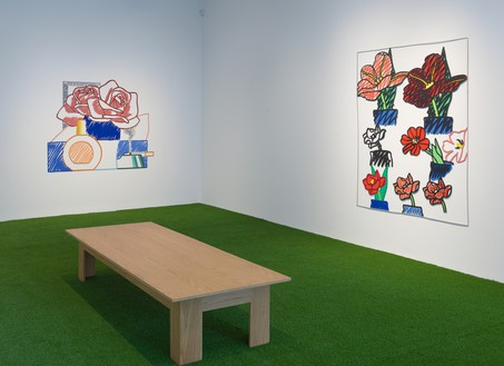 Installation view Artwork © The Estate of Tom Wesselmann/Licensed by ARS/VAGA, New York. Photo: Rob McKeever
