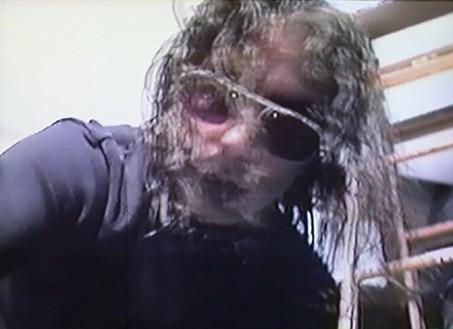 Steven Parrino, Guitar Grind, 1995 Video, color, sound, 24 min. 29 sec.© Steven Parrino, courtesy Parrino Family Estate