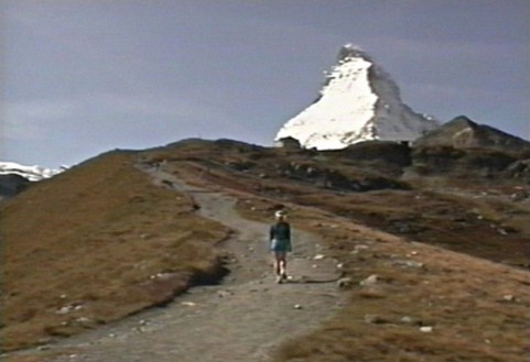 Sterling Ruby, Hiker, 2003 Video, color, sound, 2 min. 20 sec.© Sterling Ruby