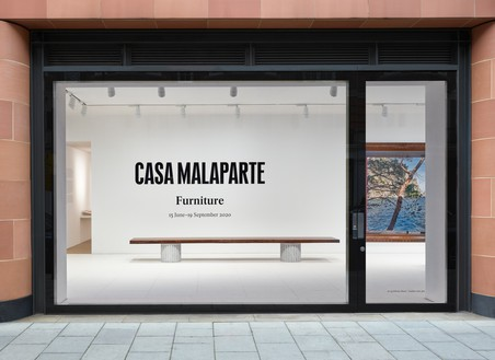 Installation view Artwork © Malaparte Design. Photo: Prudence Cuming Associates