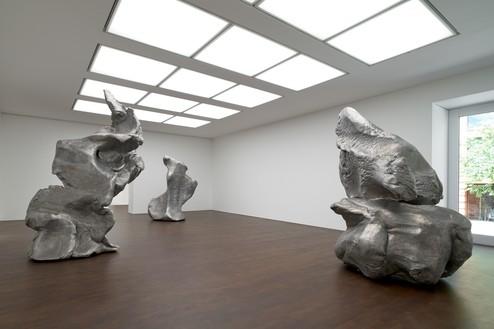 Installation view Artwork © Urs Fischer