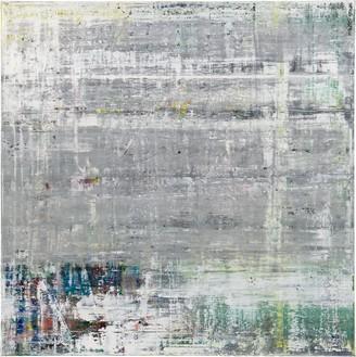 Gerhard Richter, Cage 3, 2006 Oil on canvas, 114 ¼ × 114 ¼ inches (290 × 290 cm)© Gerhard Richter 2020 (05102020)