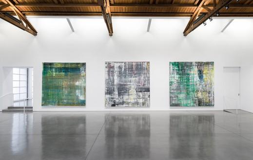 Installation view Artwork © Gerhard Richter 2020 (70122020). Photo: Jeff McLane
