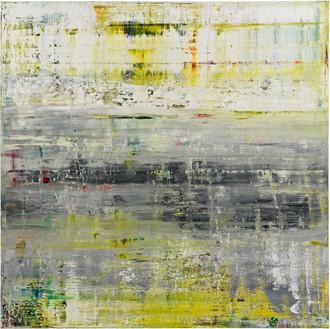 Gerhard Richter, Cage 2, 2006 Oil on canvas, 118 ⅛ × 118 ⅛ inches (300 × 300 cm)© Gerhard Richter 2020 (05102020)