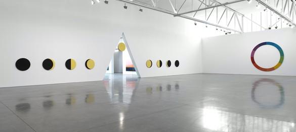 Installation view Artwork © Jennifer Guidi. Photo: Rob McKeever