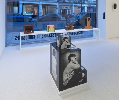 Installation view Artwork © 2020 Richard Artschwager/Artists Rights Society (ARS), New York. Photo: Prudence Cuming Associates