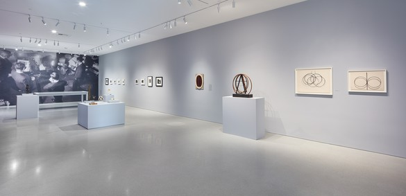 Installation view Artwork © Man Ray Trust/Artists Rights Society (ARS), New York/ADAGP, Paris 2020. Photo: Johnna Arnold