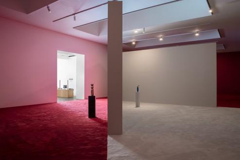 Installation view Artwork © Piero Golia. Photo: Lucy Dawkins