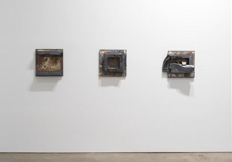Installation view Artwork © Theaster Gates. Photo: Rob McKeever