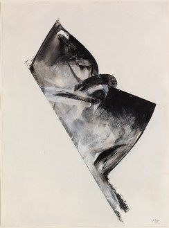 Jay DeFeo, Untitled, 1980 Charcoal and acrylic on paper, 30 ½ × 22 ½ inches (77.5 × 57.2 cm)© 2020 The Jay DeFeo Foundation/Artists Rights Society (ARS), New York. Photo: Robert Divers Herrick
