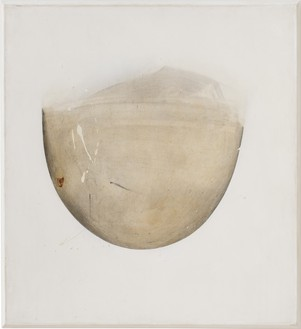 Jay DeFeo, Trap, 1972 Acrylic, graphite, and moth on Masonite, 25 × 22 ¾ inches (63.5 × 57.8 cm)© 2020 The Jay DeFeo Foundation/Artists Rights Society (ARS), New York. Photo: Robert Divers Herrick