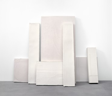 Rachel Whiteread, LEAN, 2005
