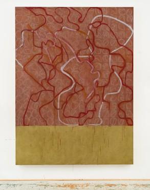 Brice Marden, Chalk, 2013–21