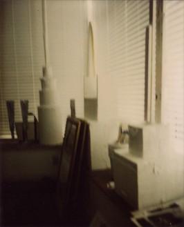Cy Twombly, Studio, Lexington, 2008 Color dry-print, edition of 6© Fondazione Nicola Del Roscio