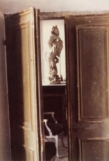 Cy Twombly, Interior, Bassano in Teverina, 1998 Color dry-print, edition of 3© Fondazione Nicola Del Roscio