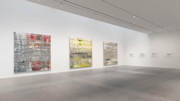Installation view Artwork © Gerhard Richter 2021. Photo: Rob McKeever