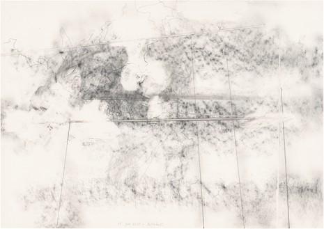 Gerhard Richter, 15. Juli 2020, 2020 Graphite on paper, 16 ⅝ × 23 ½ inches (42.1 × 59.5 cm)© Gerhard Richter 2020 (05102020)