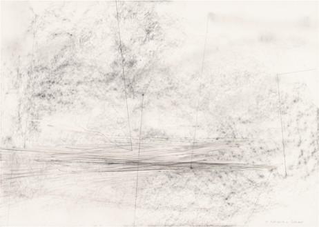 Gerhard Richter, 12. Juli 2020, 2020 Graphite on paper, 16 ⅝ × 23 ½ inches (42 × 59.5 cm)© Gerhard Richter 2020 (05102020)