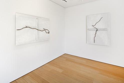 Installation view Artwork © 2021 Giuseppe Penone/Artists Rights Society (ARS), New York/ADAGP, Paris. Photo: Paris Tavitian