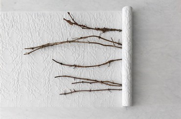 Giuseppe Penone: Impronte di corpi nell'aria / Bodies Imprinted in the Air, Athens