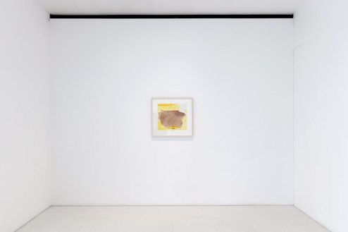 Installation view with Helen Frankenthaler, New York X (1972–74) Artwork © 2021 Helen Frankenthaler Foundation, Inc./Artists Rights Society (ARS), New York. Photo: Lucy Dawkins