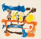 Helen Frankenthaler, Fable, 1961