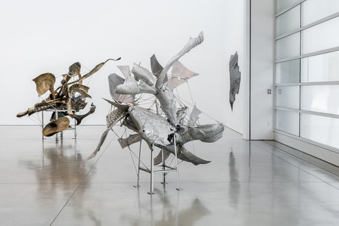 Installation view Artwork © Nancy Rubins. Photo: Brian Guido