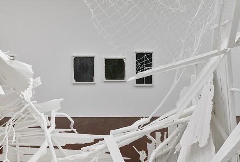 Installation view Artwork © Rachel Whiteread. Photo: Prudence Cuming Associates