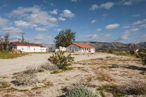 Installation view, Richard Prince: Third Place, Desert X, Desert Hot Springs, California, 2017 Photo: Lance Gerber
