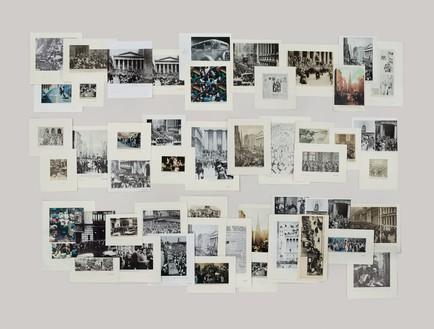 Taryn Simon, Folder: Financial Panics, 2012 Archival inkjet print, 47 × 62 inches (119.4 × 157.5 cm), edition of 5 + 2 AP© Taryn Simon